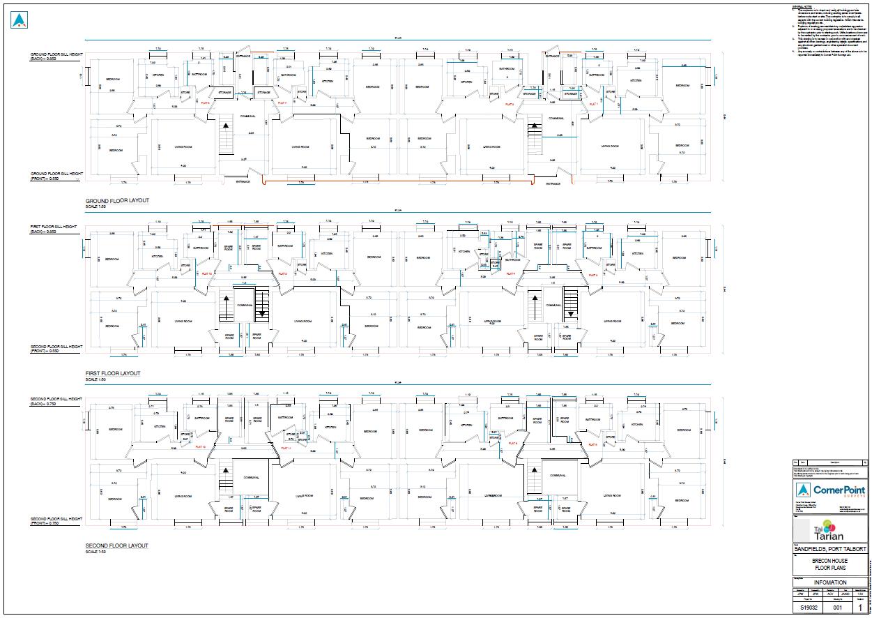Measured Building Survey 1