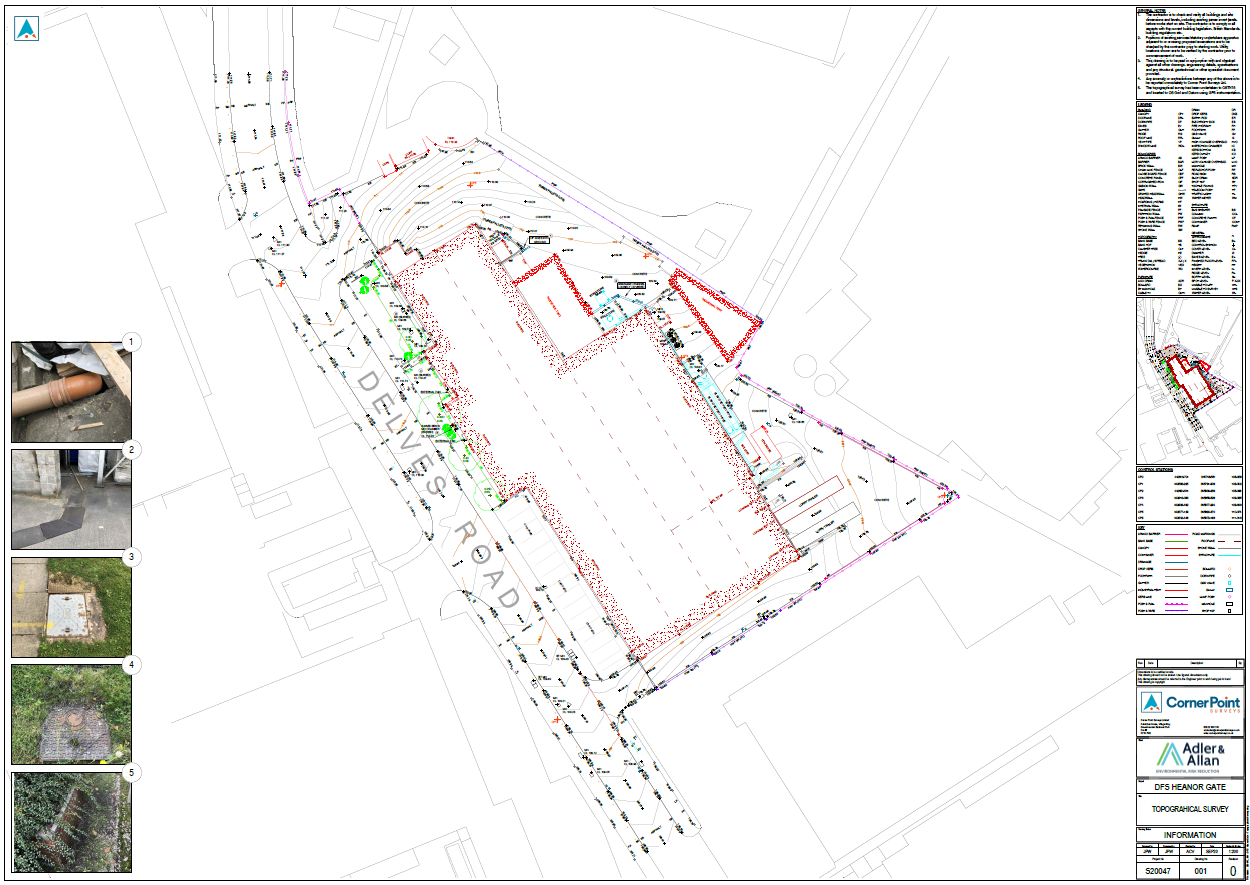 Topographical Survey 3